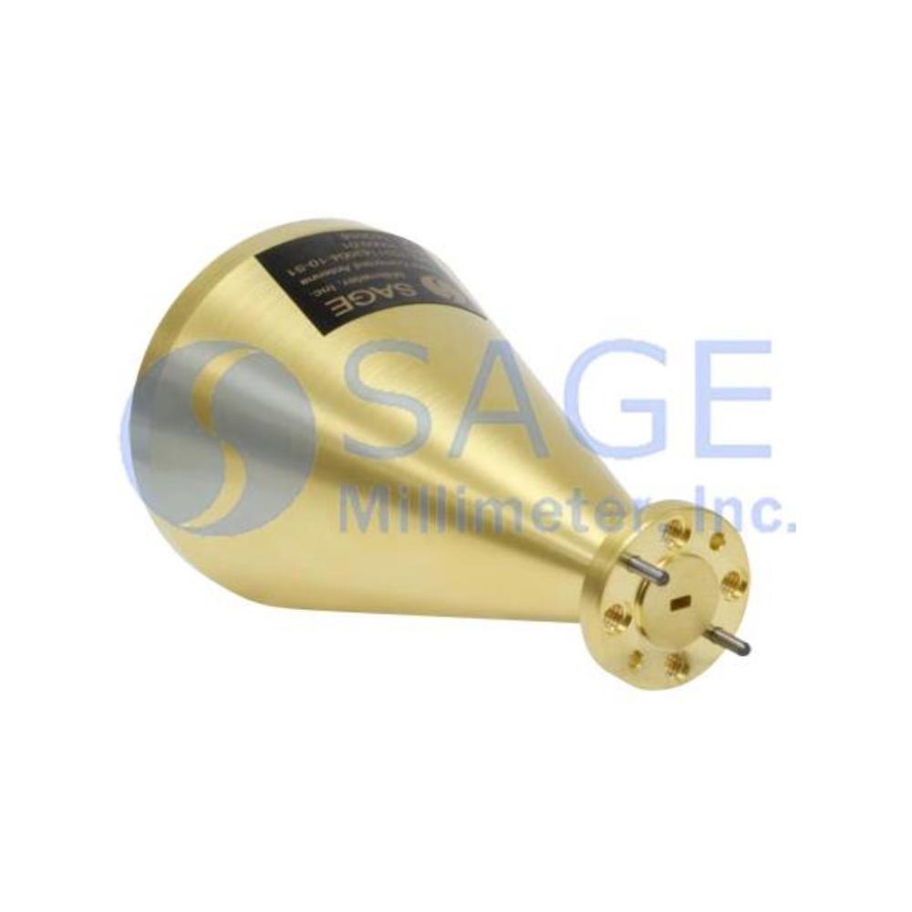 W频段的点聚焦透镜天线 SAQ-953011-10-S1