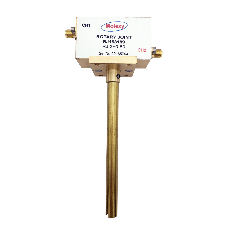 同轴旋转关节RJ153189 [DC to 2.2 GHz] SMA