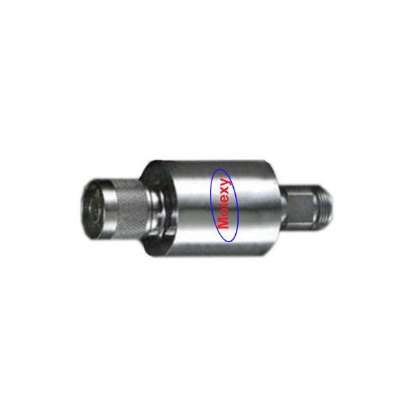 单路同轴旋转关节RJ518053 [DC to 12.4 GHz] N 母头